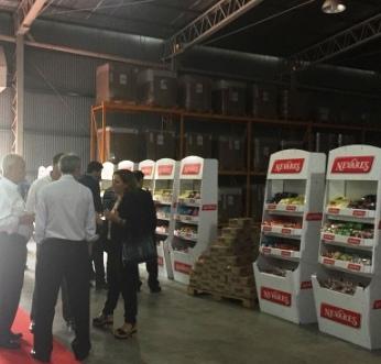 La Compañía Americana de Alimentos S.A inauguró su cuarta planta en ...