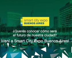 Smart City Expo Buenos Aires FOTO: WEB